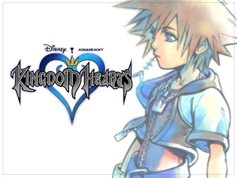 Kingdom Hearts | Utada Hikaru - Final Distance M-Flow Remix