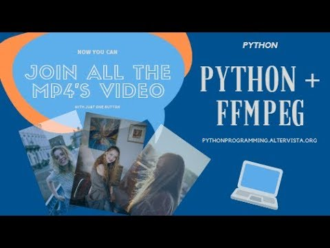 Ffmpeg python examples