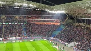Die unioner waren bis zur 15 minute still, danach haben sie das stadion übernommen. für punkte hat es aber nicht gereicht.