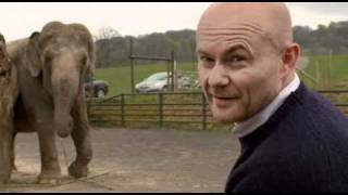 Bobby Roberts Circus & Anne the Elephant Re-homed - The One Show - Part 2 (15th April 2011)