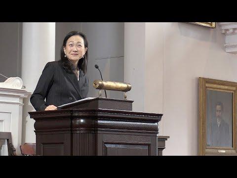 Min Jin Lee - DeMott Lecture 2019 - Amherst College