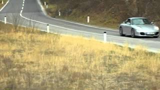 Porsche 911 Supersprint race exhaust