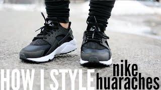 nike huarache style