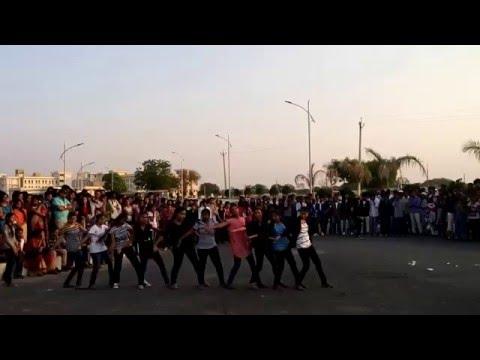jntu sultanpur Flashmob