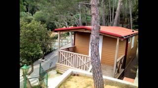Mobil Homes Camping El Maset - Sa Riera - Begur - Costa Brava / Bungalows