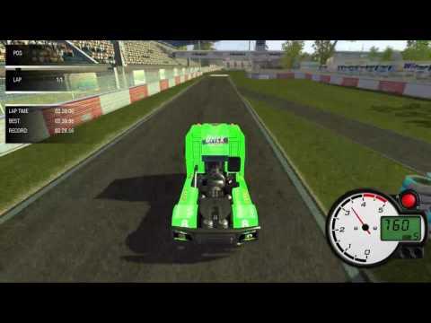 World Truck Racing! Pure Gameplay  