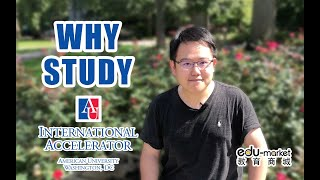 A Student's Viewpoint | ft. American University | 【edu-market】