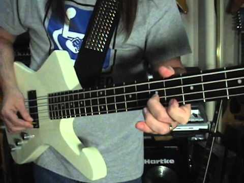 Basic Bass Guitar Chords, Double Stops & Theory By Scott Grove - YouTube