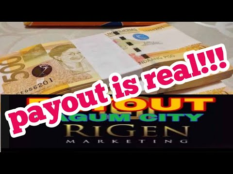 RIGEN MARKETING PAY-OUT FOOTAGE(NAGTAKBUHAN!!!)