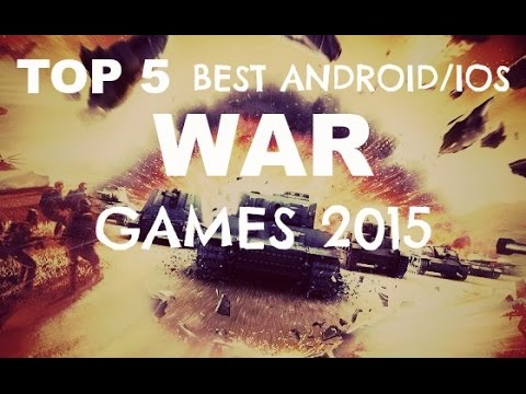 Best (Android/iOS) War Games 2015