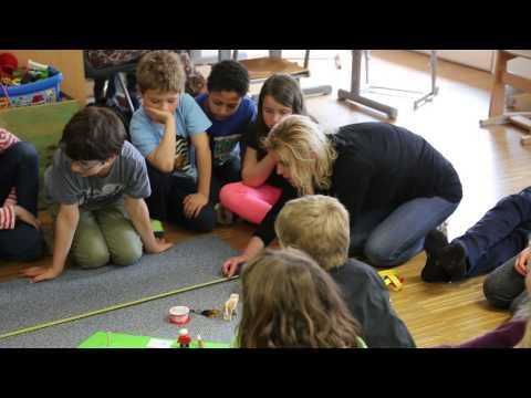 Einführung der Umfangsberechnung in der Grundschule