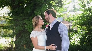 Ross & Holli - Wedding Highlight Video
