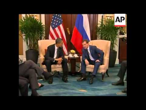 Obama: New US/Russia nuclear arms cuts treaty by end of year