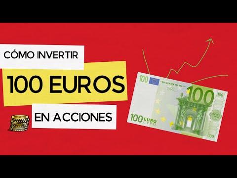 💲-cómo-invertir-100-euros-en-acciones-💲- -4-ideas-de-inversión-con-para-pequeñas-carteras
