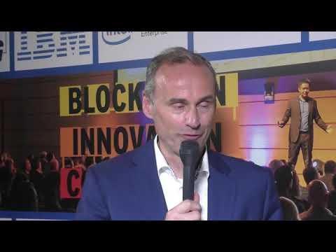 Jon Kuiper (CEO Koopman): 'All vehicle paperwork on the Blockchain' | Interview BIC18