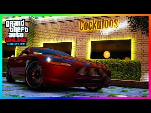 GTA Online Nightclub Update NEW Details - Money Making, Club Payouts, Business Missions & MORE!