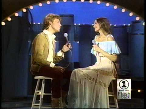 Andy Gibb & Crystal Gayle - If you ever change your mind + Don't it make my brown eyes blue