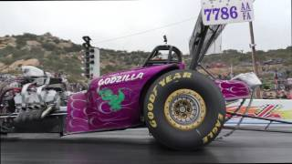 Drag Racing-Nitro Battle at Barona-in 4K