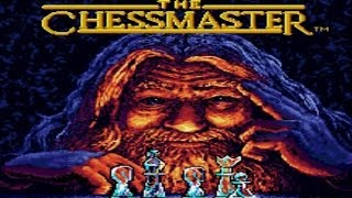 The Chessmaster gameplay (SNES)
