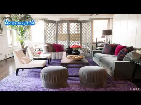 K k ev dekorasyonu rnekleri 2015 youtube for 2 1 salon dekorasyonu