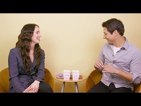 Tessa Virtue And Scott Moir Play Truth Or Dare (The Kit)