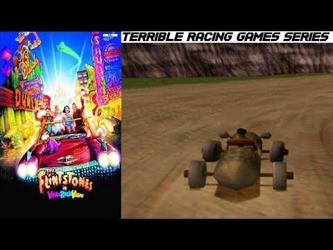The Flintstones in Viva Rock Vegas ( Terrible Games ) Gameplay PS2 HD