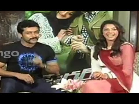 Surya Kajal Aggarwal Special Interview on Brothers  (Part 1)