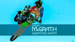 Jeremy McGrath Supercross World! - Classic MX Throwback! - Flashback Friday!