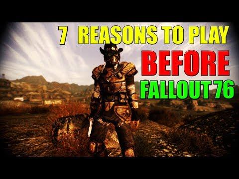 7 Reasons To Replay New Vegas Before Fallout 76 thumbnail