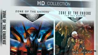 Zone of The Enders - Beyond The Bounds (HAIDARA remix)