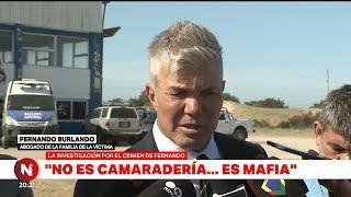 Crimen de Fernando: RUGBIERS identificados en RUEDA de RECONOCIMIENTO