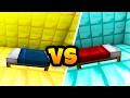 RED VS BLUE MINECRAFT BEDWARS