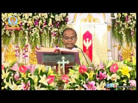 Sacred Heart Basilica Puducherry_16-04-2017_05.00pm_English Mass