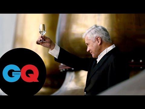 《GQTV》專訪台灣冠軍威士忌之父Dr.Jim Swan!