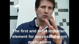 Funding Expert Academy Effective Mission and vision statements for successful grants applications