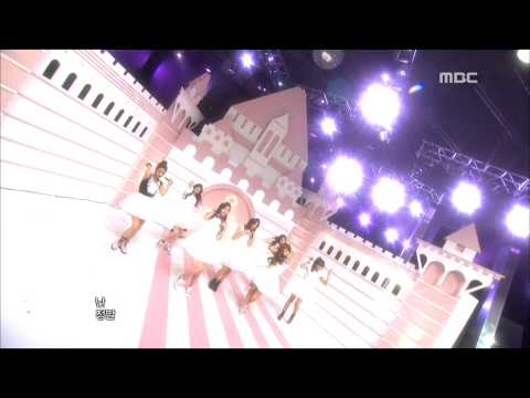 A Pink - MY MY 에이핑크 - 마이 마이 Music Core 20111203