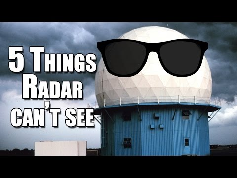 5 Things Radar Can't See