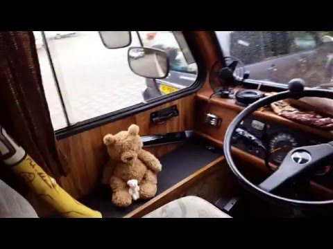 Hymer S900 1983 inside tour