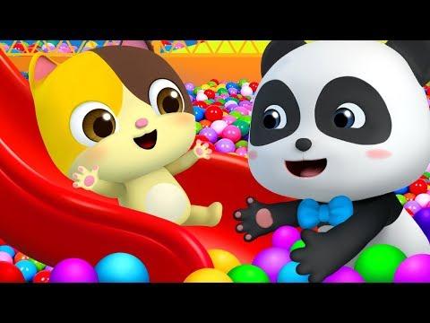 Kumpulan Lagu Anak-anak   Bayi Panda Lucu   Lagu & Kartun Anak   Bahasa Indonesia   BabyBus