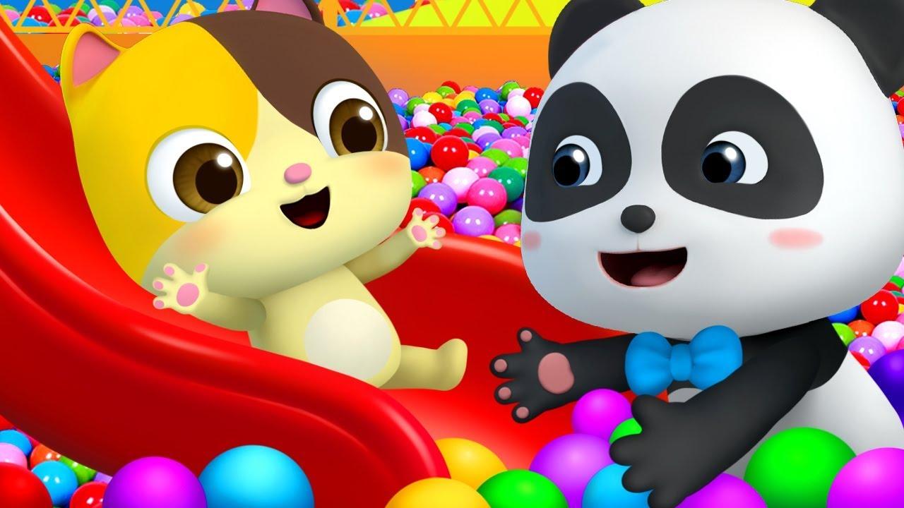 Kumpulan Lagu Anak Anak Bayi Panda Lucu Lagu & Kartun Anak Bahasa Indonesia