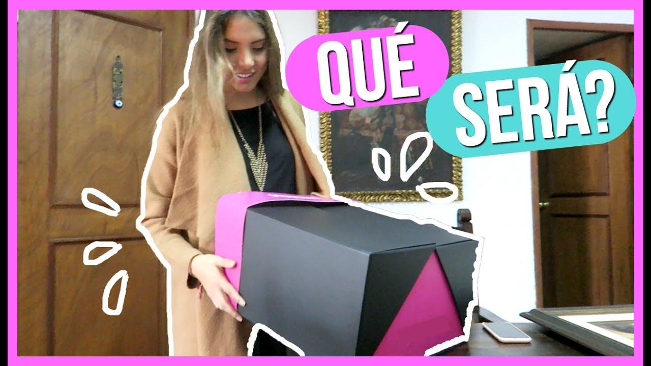 ABRIENDO PAQUETE ENORME!!! | VALERIA BASURCO | ValeriaVlogs