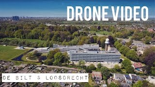 [DRONE VIDEO] Loosdrecht and De Bilt, The Netherlands