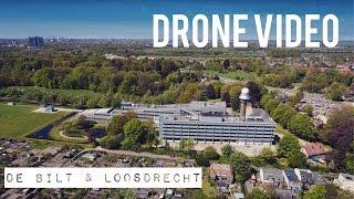 [DRONE VIDEO] Loosdrecht and De Bilt, The Netherlands