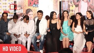 Question Answer Session | Kapil Sharma | Abbas Mustan & More | Kis Kisko Pyaar Karu Trailer Launch