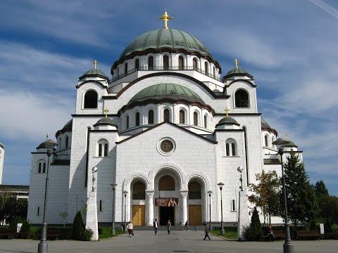 Belgrade, Serbia - White city