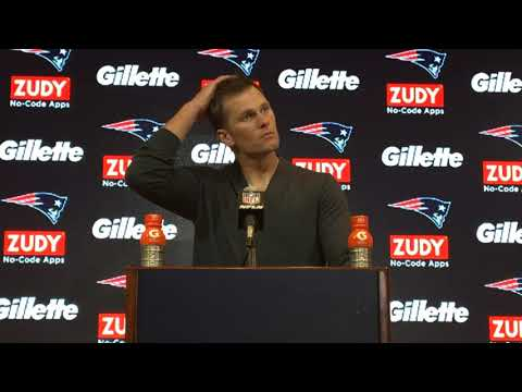 Tom Brady explains what went wrong in Patriots