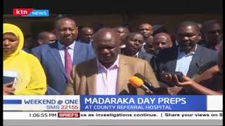 Preparations ongoing as Narok county set to host Madaraka Celebrations