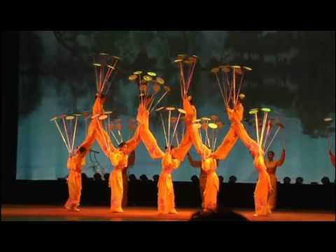 The Shanghai circus. 上海雑伎