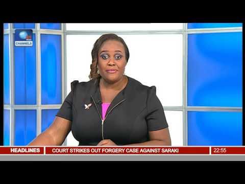 News@10: Burundi Plans To Quit ICC 07/10/16 Pt.4