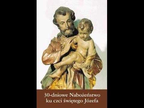 30-dniowe nabożeństwo ku czci św. Józefa (nowenna) - YouTube